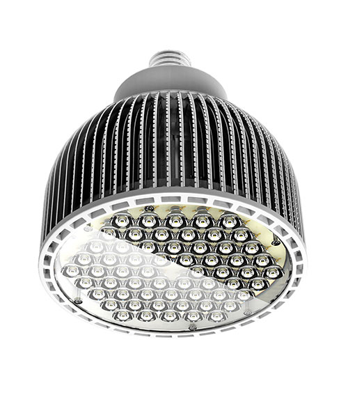 LED High Power Birne, LED Hallenstrahler, Industriebeleuchtung