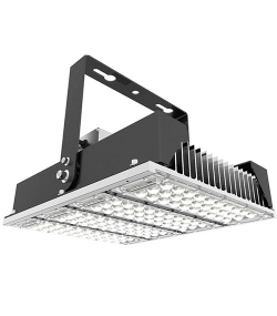 LED Hallentiefstrahler, LED Hallenstrahler, 200W, LED Power Square 150W