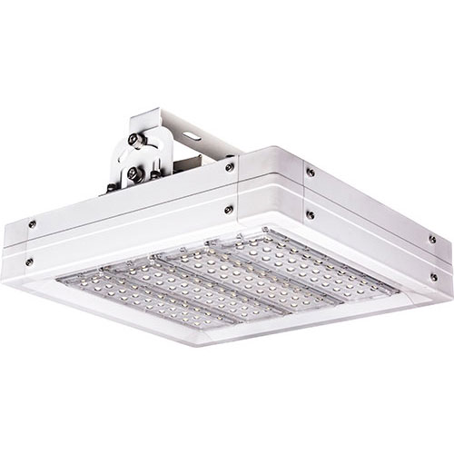 LED Hallenstrahler, Hallentiefstrahler, Power Square 120W