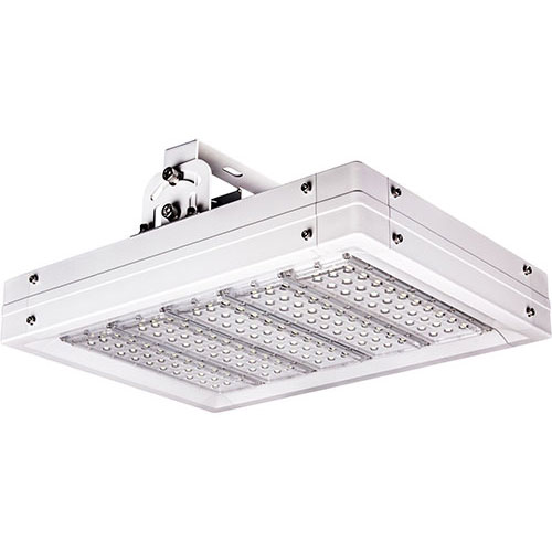 LED Hallenstrahler, Hallentiefstrahler, Power Square 150W