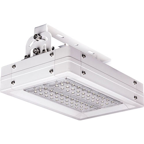 LED Hallenstrahler, Hallentiefstrahler, Power Square 60W
